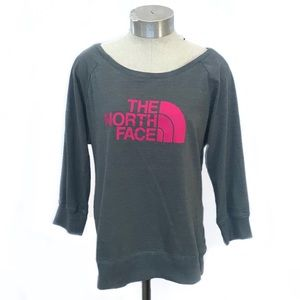 THE NORTH FACE 3/4 Sleeve Pullover Top Size M